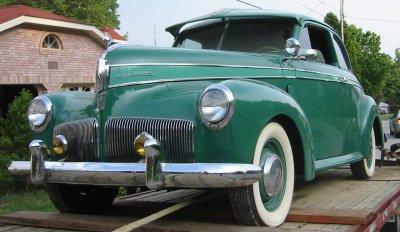 Columbus Auto Show >> Introduction | 1941 Studebaker Champion