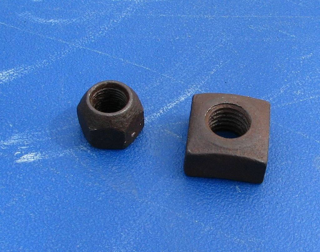 Spacer bolts
