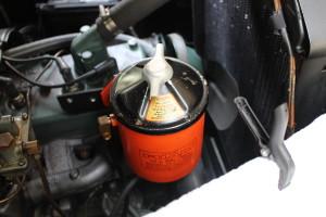 Fram oil filter canister